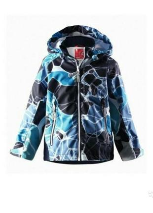 Ветровка куртка на мальчика reima tec р. 140, +6