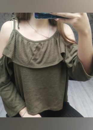 Интересная блузочка