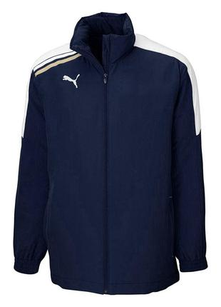 Куртка puma esito stadium jacket 652602 navy