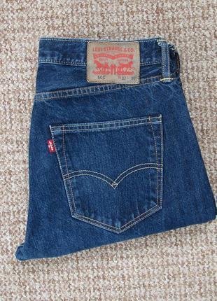 Levi's 501 джинсы оригинал (w32 l30)