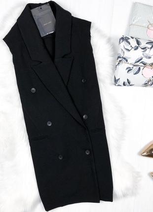 Cукня-блейзер  \ черное премиум платье жакет блейзер peace + love від missguided