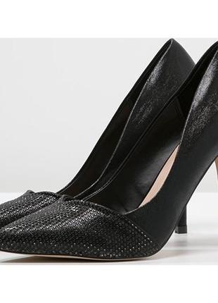 Туфли офигенные алдо тайге на высоком каблуке, 40 размер