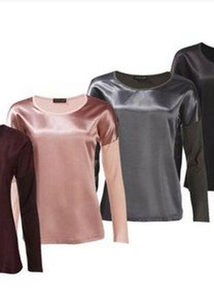 Распродажа. блуза.реглан.лонгслив esmara премиум. все цвета и размеры.