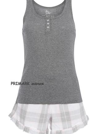 Женская летняя пижама primark