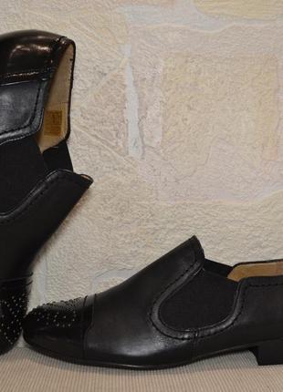 """Р37 германия,""""zign"""",100% натуральная кожа! добротные,супер комфортные туфли"""