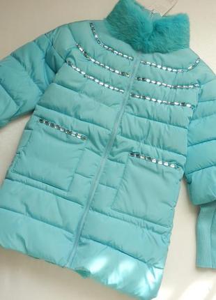 💣 куртка с мехом демисезон