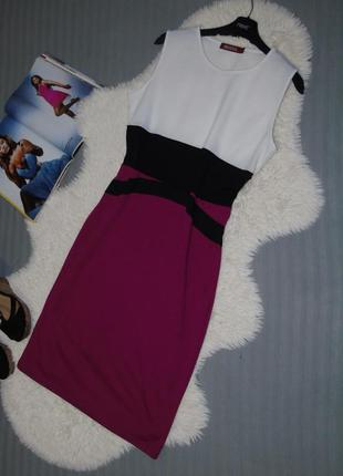 Трикотажное платье /размер хл
