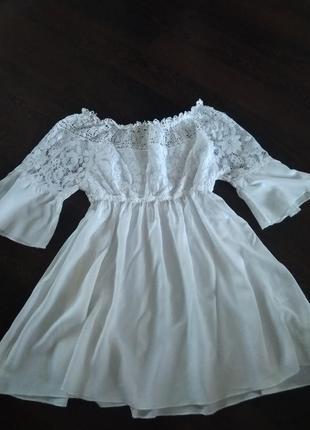 Блуза - туника италия
