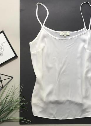 Новая женская майка летняя шифоновая футболка топ поло кофта