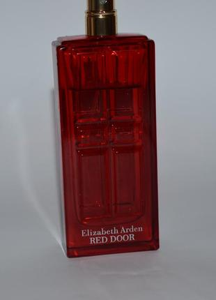 Elizabeth arden red door eau de toilette 40 мл оригинал остаток