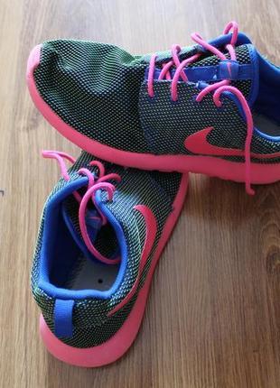 Супер легкие разноцветные женские кроссовки для фитнеса nike