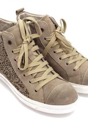 Женские ботинки marco tozzi 7747 / размер: 37