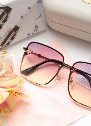 Стильные очки линза градиент