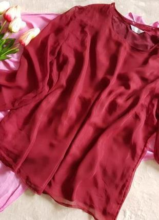 Пижамная блуза.