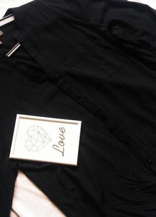 Блуза чорна