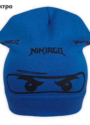Однослойная шапка ниндзя ог. 50-54см