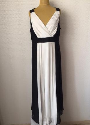 bd4e193b9b0 Нарядное платье в греческом стиле большого размера (англ 20