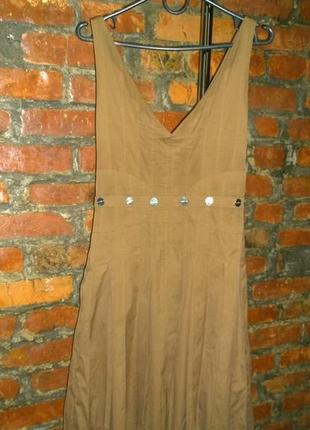 Платье с плиссировкой karen millen