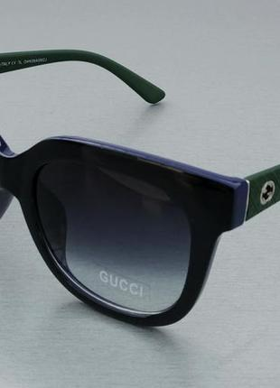 Gucci очки женские солнцезащитные