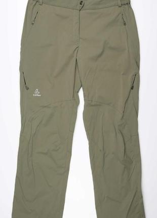 Женские треккинговые штаны loffler