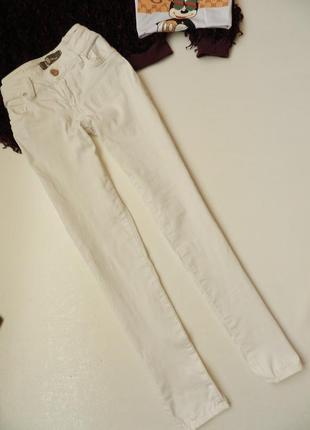 ⛔💣 белые джинсы