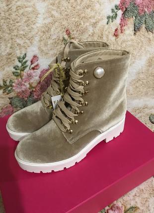 Кожаные ботинки ботинки кроссовки ботильоны туфли shulzhenko
