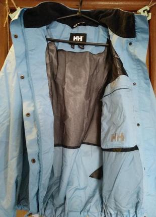 Куртка ветовка helly hansen