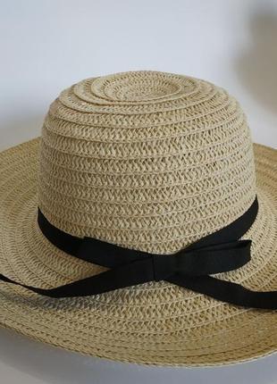 Женский шляпы пляжная летняя шляпка купить