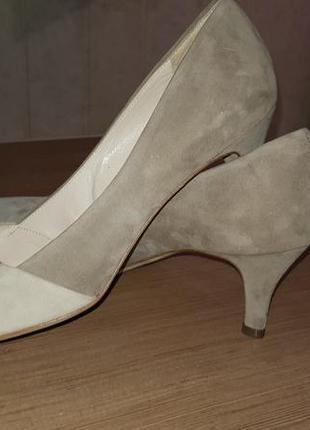 Нереально стильные замшевые туфли