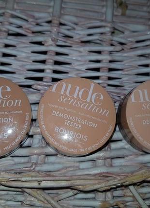 Тональная основа bourjois nude sensation foundation 42 43 44
