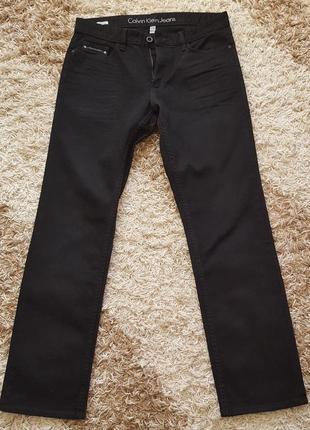 Черные джинсы calvin klein original