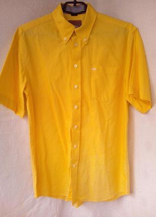 03. сорочка чоловіча meyer&meyer мужская рубашка