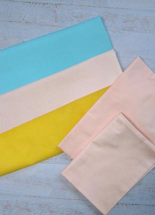 Комплект постельного белья в кроватку(100 % хлопок)
