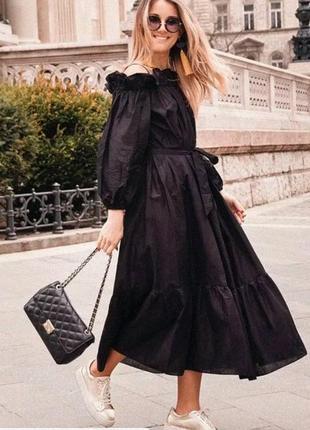 Шикарное платье. h&m conscious.2 фото