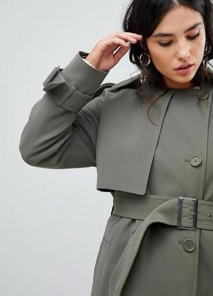 f13d01bd3b9 Пальто ASOS 2019 - купить недорого вещи в интернет-магазине Киева и ...