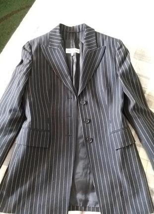 Стильный удлинённый пиджак cerruti 1881