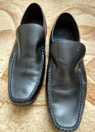 Туфли макасины англия base.london р. 42-43