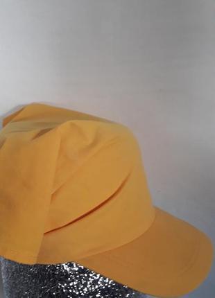 Кепка бандана косанка с козырьком