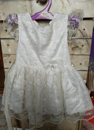 Платье, годик