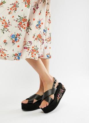 💎💖розпродаж колекції! glamorous босоніжки з декором паєтки та бісер доставка сутки4 фото