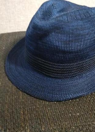 Стильная мужская шляпа на обхват 58, новая