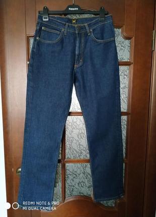 Фірмові джинси lee 32/32 оригінал