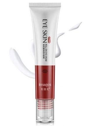 Крем для глаз roll eye skin cream от усталости и морщин 20 г