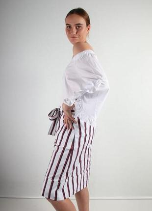 Monari белая блуза, м3 фото