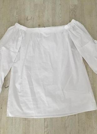 Monari белая блуза, м5 фото