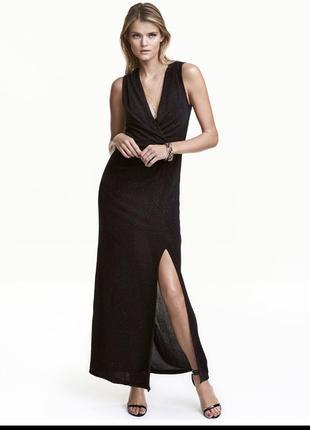 Вечернее платье 👗 h&m