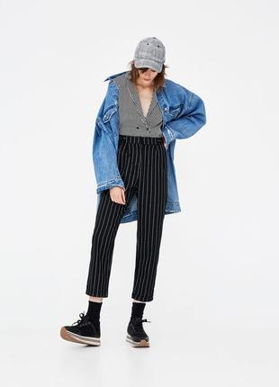 Брюки штани штанці pull&bear