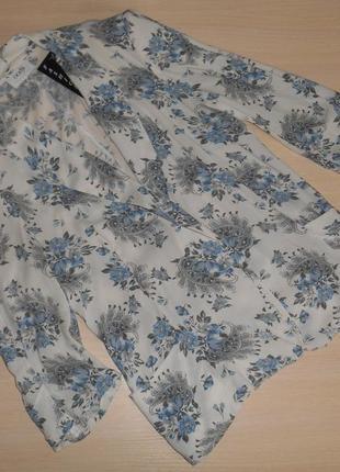 Пиджак френч куртка жакет болеро накидка р. 42, италия, оригинал
