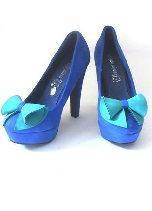 Яркие и стильные туфли от бренда style shoes, р-р 36 код k3608
