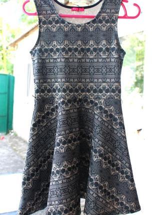 Платье young dimension на 11-12 лет (146-152)